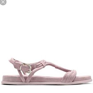 Clarks Shoes - 🔥SALE🔥Clarks Agean Sun Pink Suede Sandals